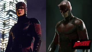 Charlie Cox nella serie TV Daredevil