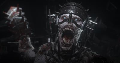 Uno degli orribili zombie