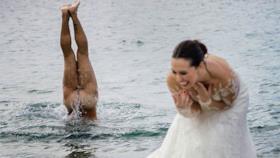 I photobomber più assurdi ai matrimoni