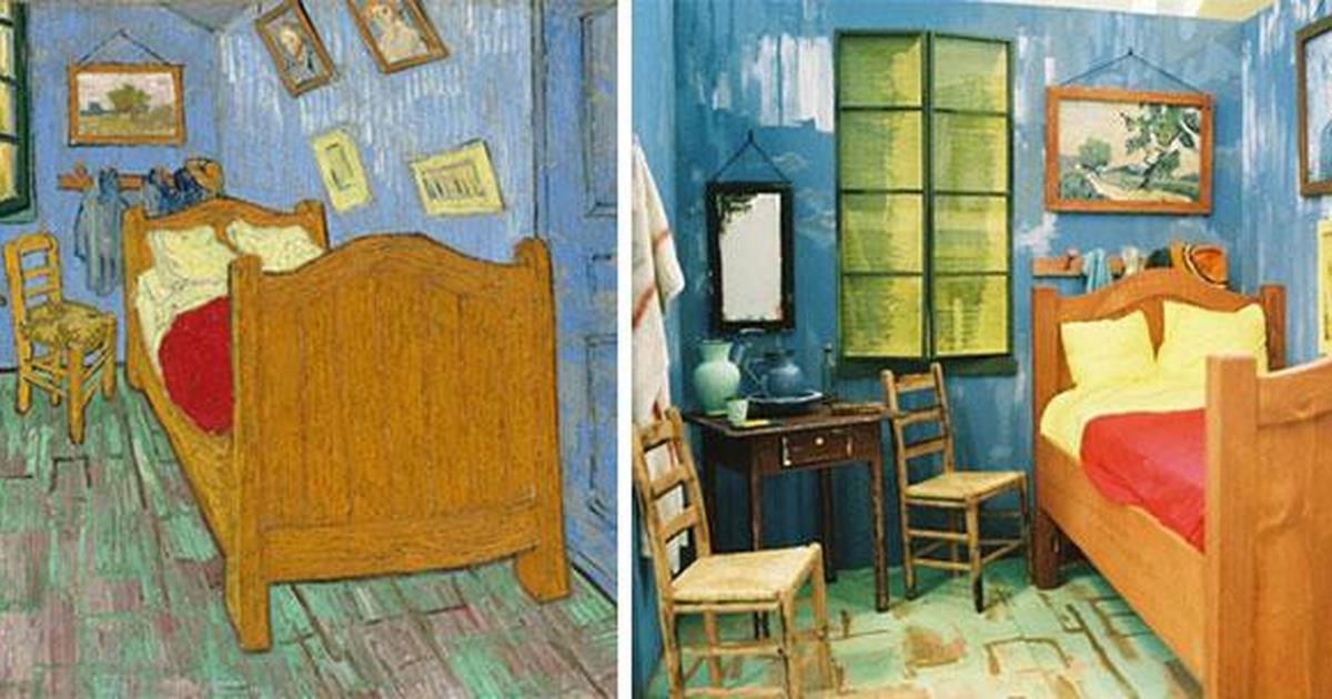 Awesome La Camera Da Letto Di Van Gogh Images - Design Trends 2017 ...