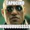 capucino nuuuuuuusssss