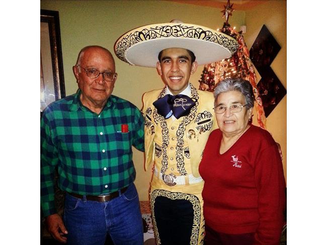 Sosia messicano di Barak Obama