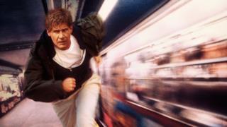 Poster del film Il Fuggitivo