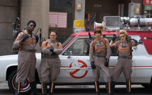 Cosa ne pensi del reboot di Ghostbusters, top o flop?
