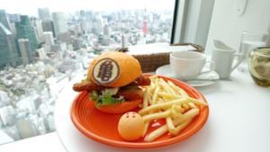Il Dragon Ball Burger