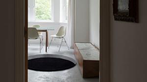 Uno dei tappeti tridimensionali