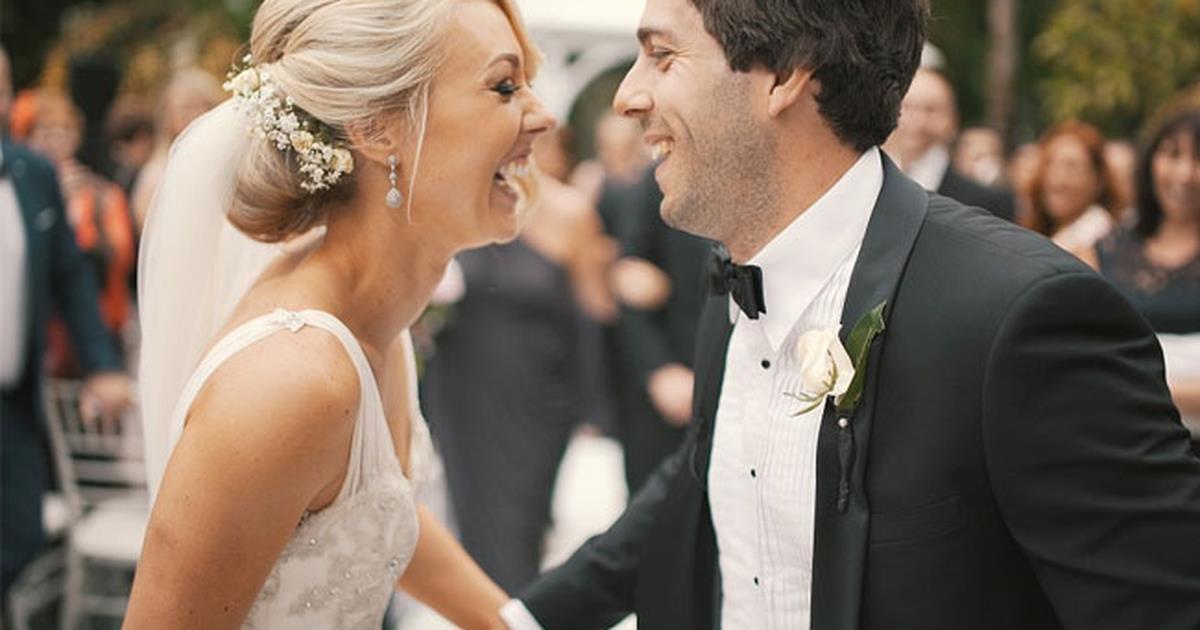Ben noto Scherzi da matrimonio, ecco i più divertenti KR31