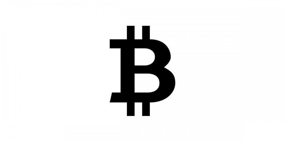 Il simbolo del Bitcoin