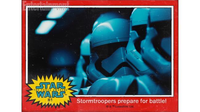 Stormtroopers di Star Wars 7