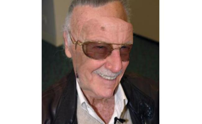 Stan Lee in versione tridimensionale