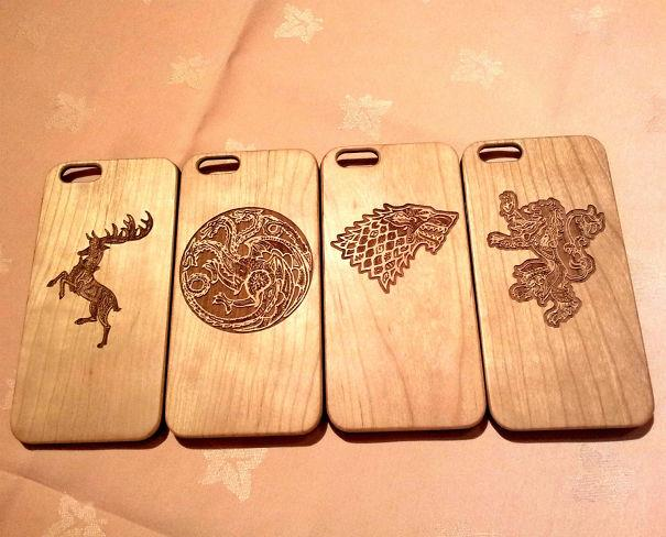 Cover smartphone Game of Thrones