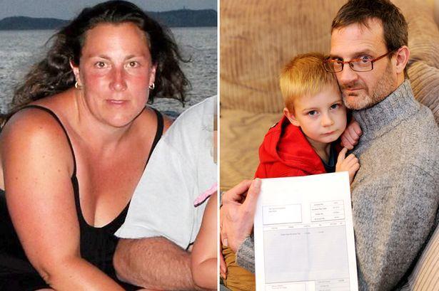 I due genitori coinvolti nella disputa