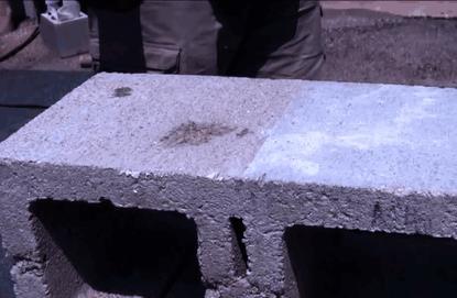 Rivestimento idrorepellente per i muri