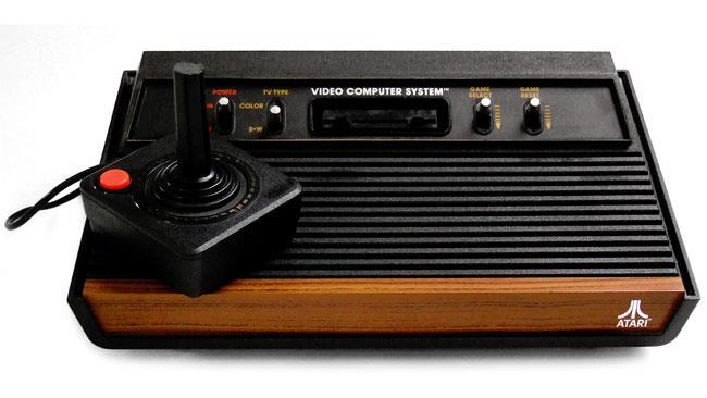 L'immagine della prima, storica, console prodotta da Atari