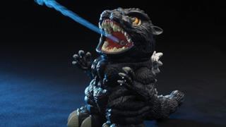 L'umidificatore di Godzilla in azione