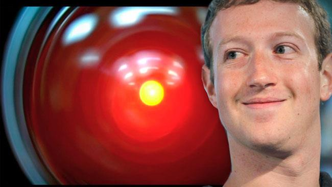 Campagna promozionale per l'Intelligenza Artificiale mandata avanti da Facebook