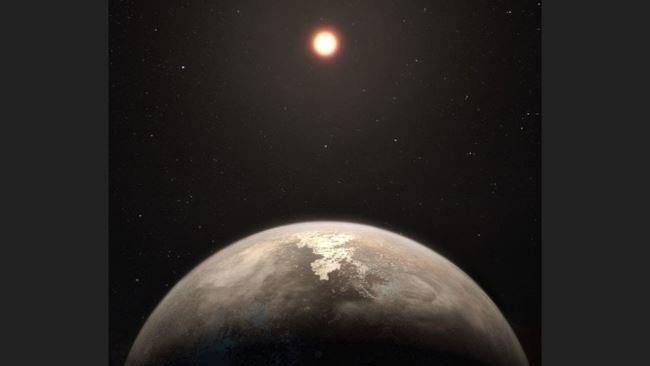Ecco il pianeta con la vicina stella