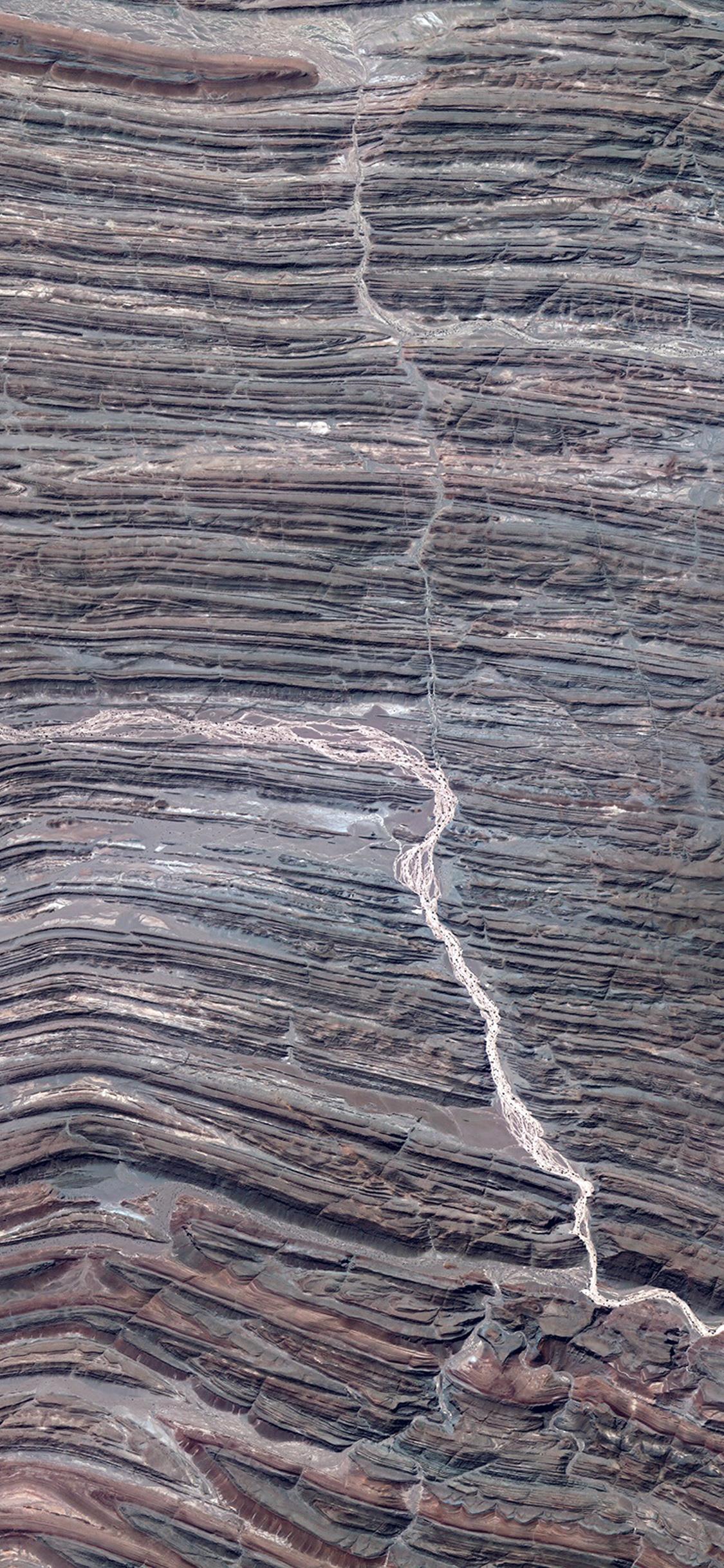 Un particolare di una roccia - Sfondi per iPhone, i migliori da scaricare gratis