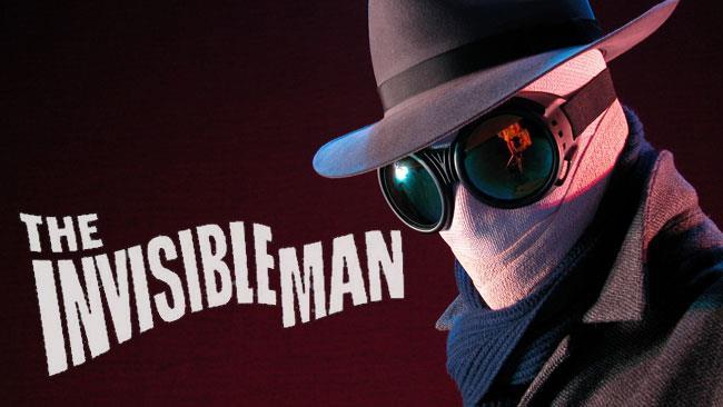 L'Uomo Invisibile nel film del 1933