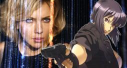 Scarlett Johansson vs Motoko Kusanagi