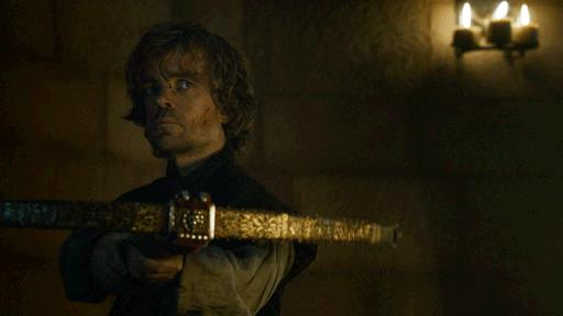 tyrion uccide tywin con la balestra