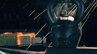 La kettlebell di Iron Man