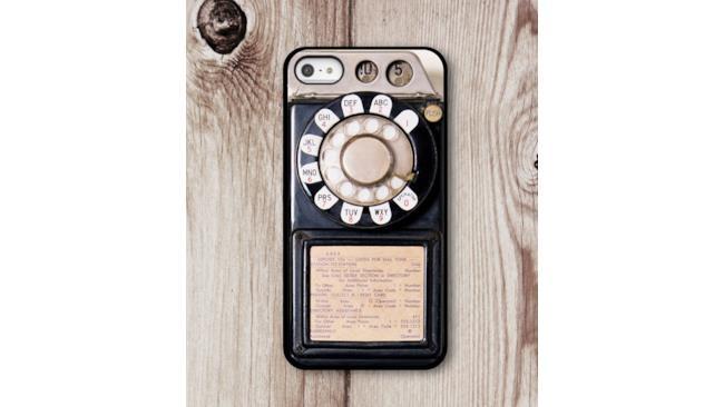 Cover smartphone vecchio telefono