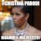 #Cristina Parodi Ridammi il mio vestito!