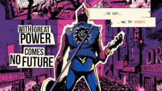 Immagine di debutto di Spider Punk