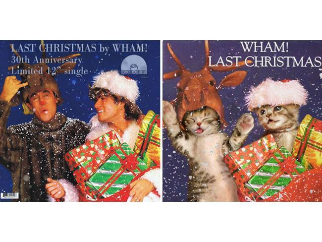 I gatti come i Wham!