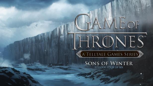 Screenshot del gioco Game of Thrones
