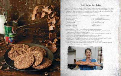 Una ricetta del libro di cucina di The Walking Dead