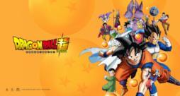 Goku e i suoi amici sono pronti al combattimento in un'immagine di Dragon Ball Super