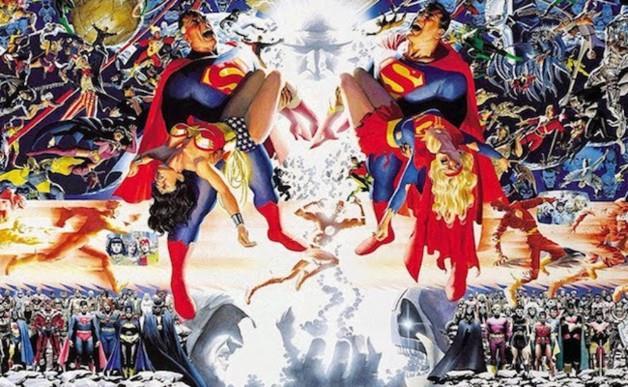 Crisi sulle Terre Infinite, un albo complesso e ambizioso persino per un film, in casa DC.
