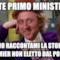 Conte primo ministro..... GIGGINO RACCONTAMI LA STORIA DEL PREMIER NON ELETTO DAL POPOLO