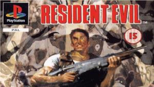 La copertina di Resident Evil