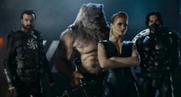 I protagonisti di Guardians, risposta russa agli Avengers.