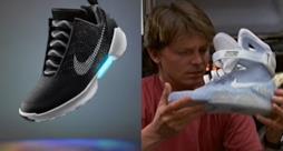 Nike HyperAdapt 1.0, le scarpe ispirate a Ritorno Al Futuro