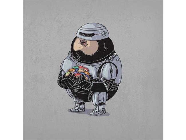 RoboCop in versione obesa