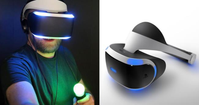 Il prototipo Project Morpheus di Sony