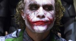 La foto di Joker tratta da Il Cavaliere Oscuro