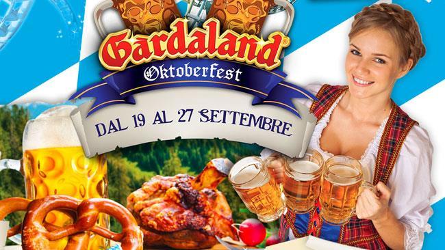 L'Oktoberfest a Gardaland