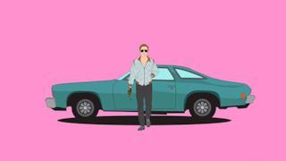 L'auto di Drive
