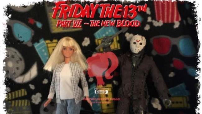 Tina e Jason