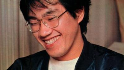 Il maestro Akira Toriyama