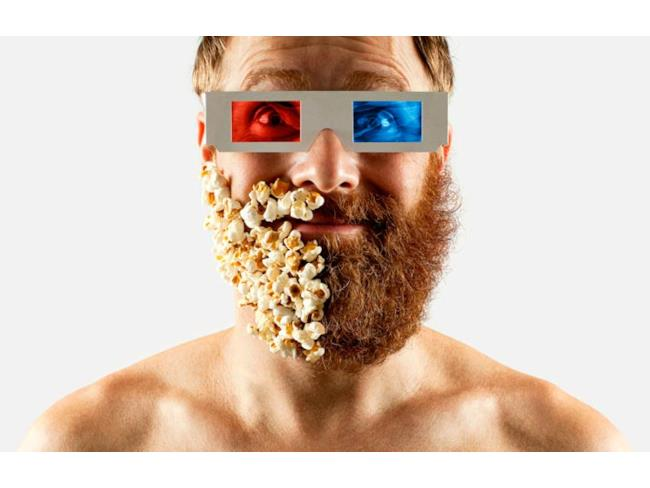 Barba di popcorn