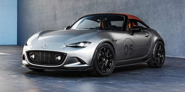 La Mazda MX5 2018 compresa nella Limited Edition di Gran Turismo Sport