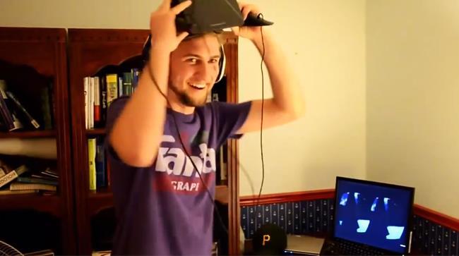 Il mondo surreale dell' Oculus Rift