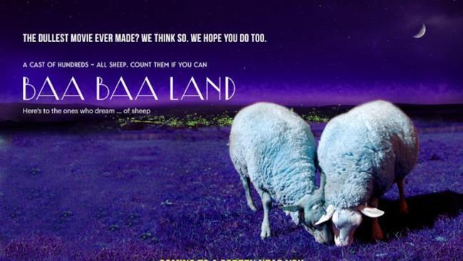 Locandina del film Baa Baa Land.