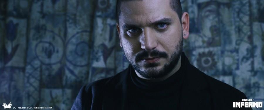 Il regista e attore Roberto D'Antona